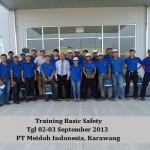 Training Basic Safety