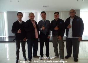 Training SOP – Teknik Improvisasi Pengembangan Standard Operating Procedure yang Mudah dan Jitu