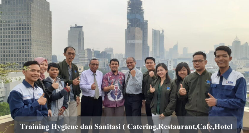Training Hygiene dan Sanitasi (Catering, Restaurant, Cafe, Hotel dan Industri Boga)